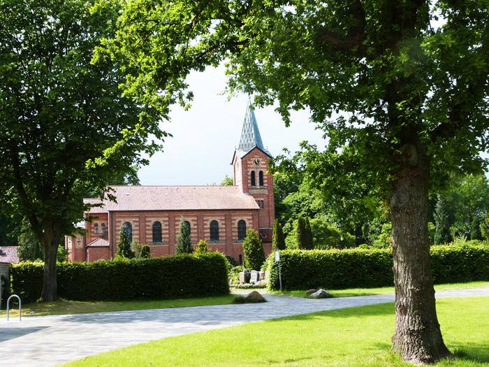 Kirche in Wettmar