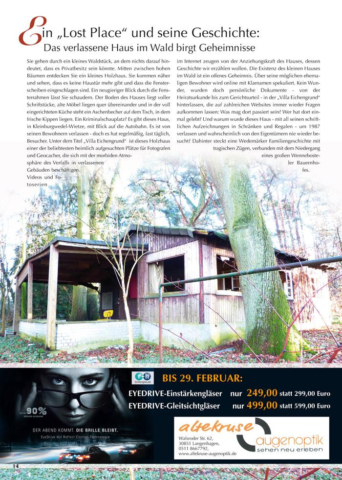 Villa Eichengrund - Lost Place