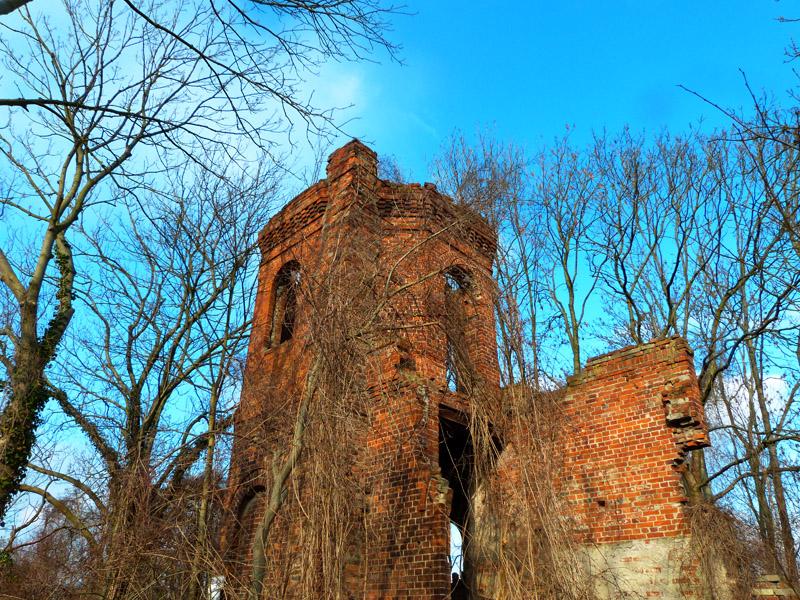 Alter Wasserturm in Misburg über der HPC 2
