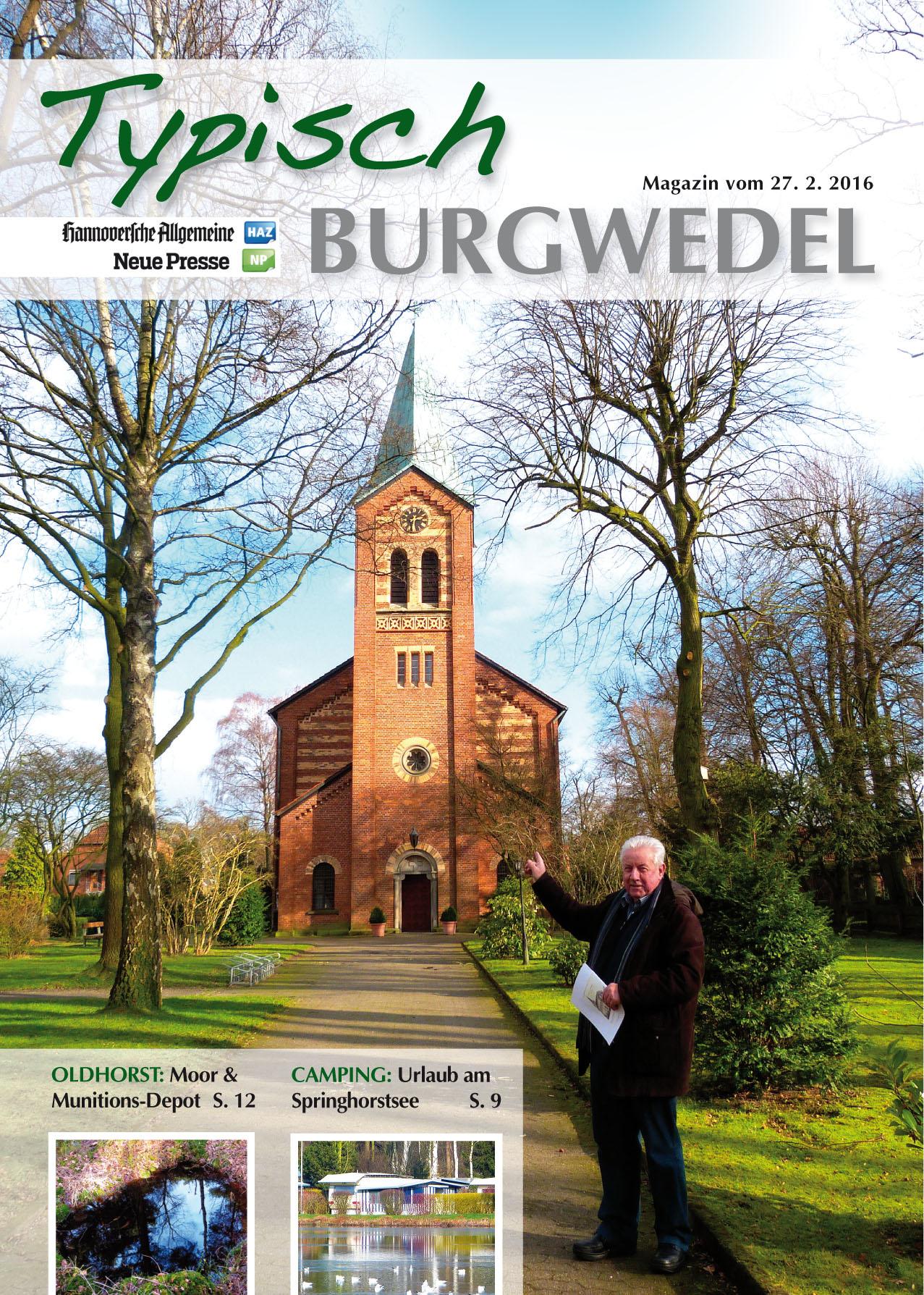Typisch Burgwedel No. 3