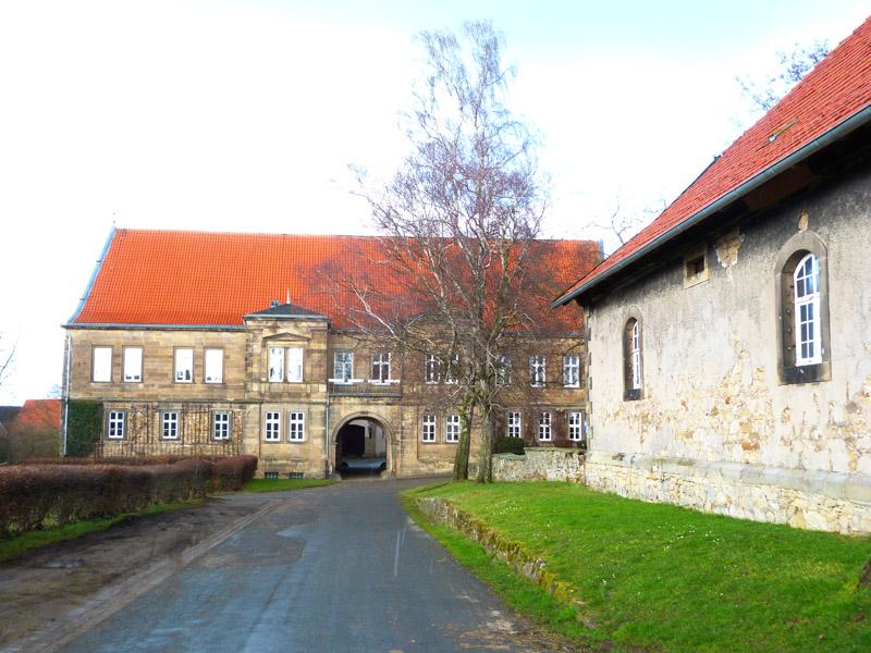 Das Rittergut in Stemmen