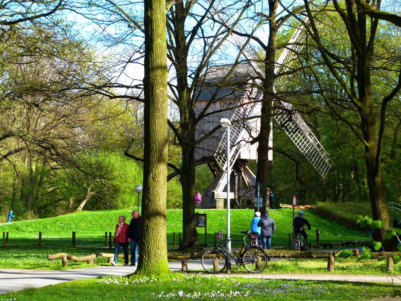 Windmühle im Hermann-Löns-Park