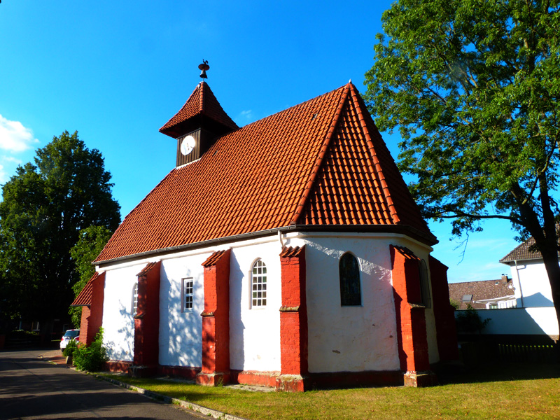 Die alte Kapelle in Gümmer
