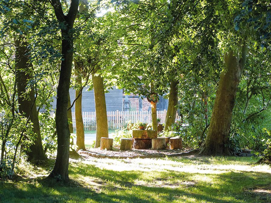 Beekepark in Vesbeck, Neustadt