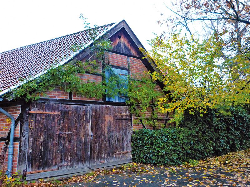 Alte Scheune am Kapellenbrink