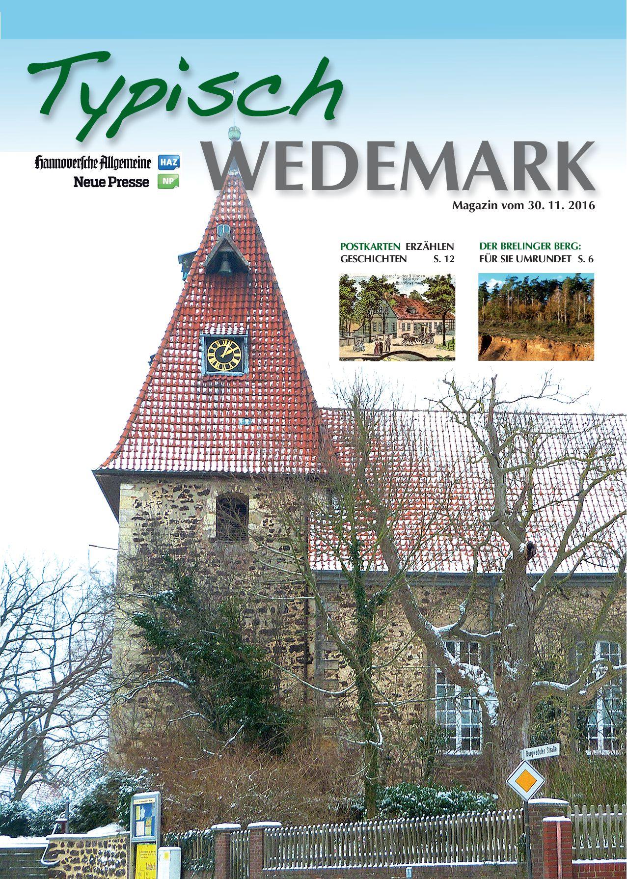 wedemark-nr-6-vom-30-11-2016