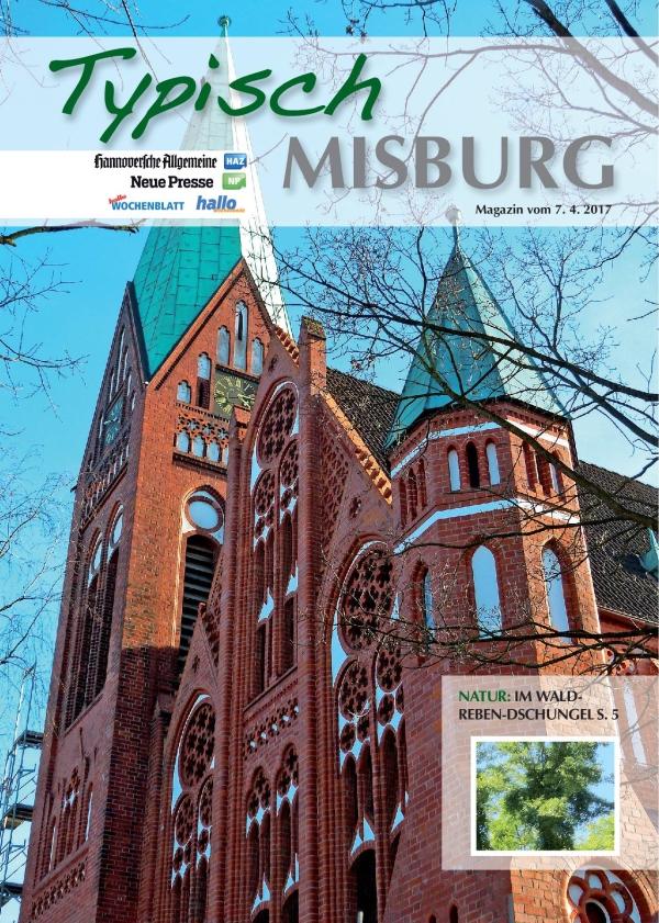 Titelseite dritte Ausgabe Typisch Misburg