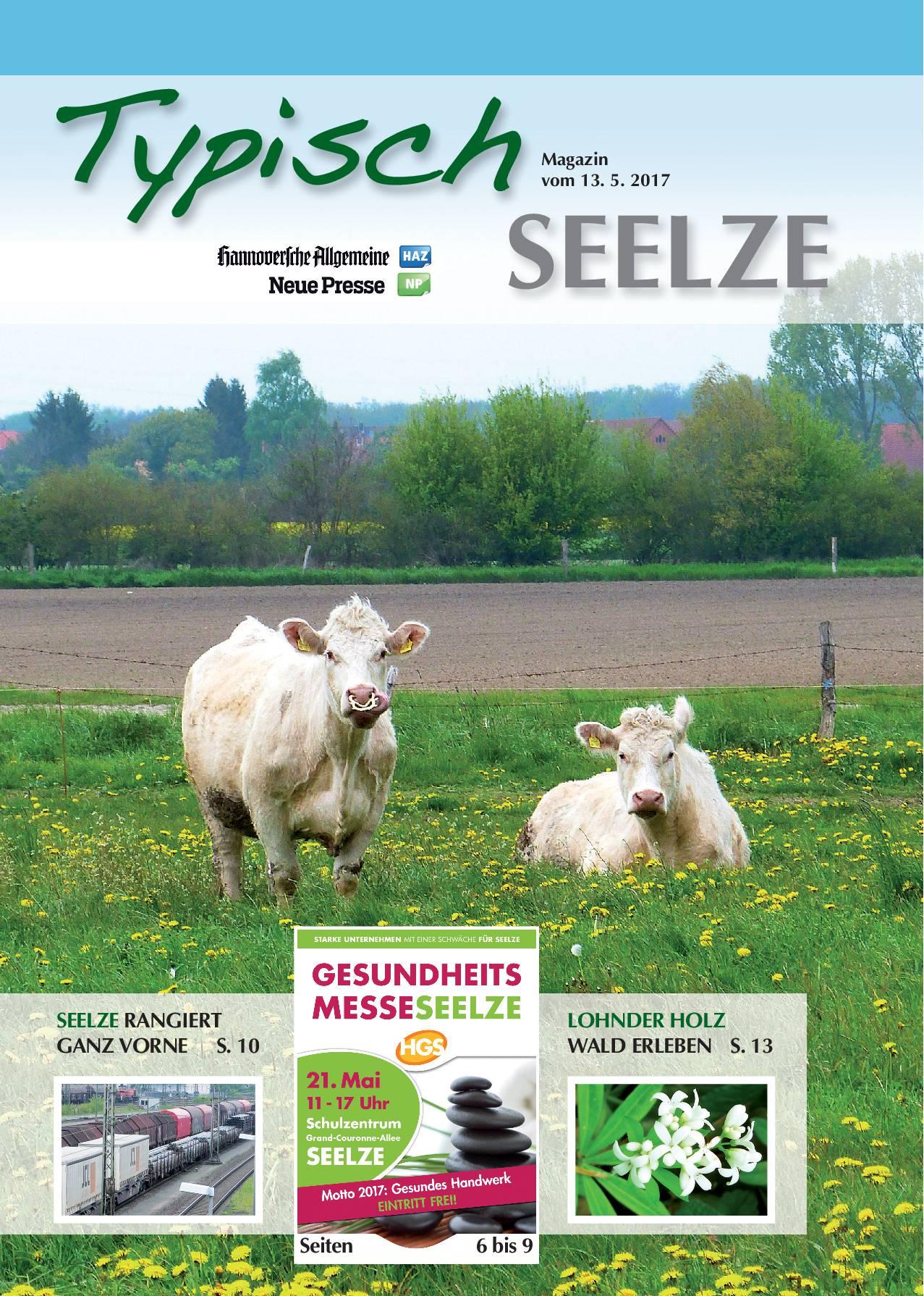 Titelseite von Typisch Seelze Nr.2