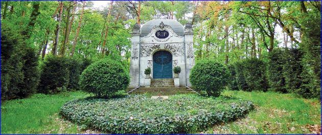 Mausoleum der Familie Hoyermann