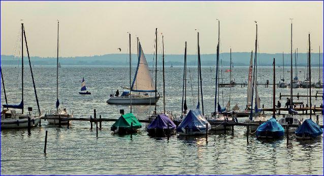 Boote in Mardorf