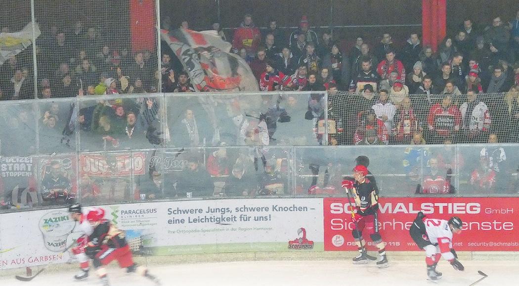 Eishockey in Mellendorf