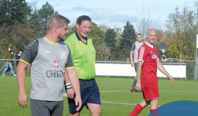 Amateur-Fußball braucht Schiedsrichter