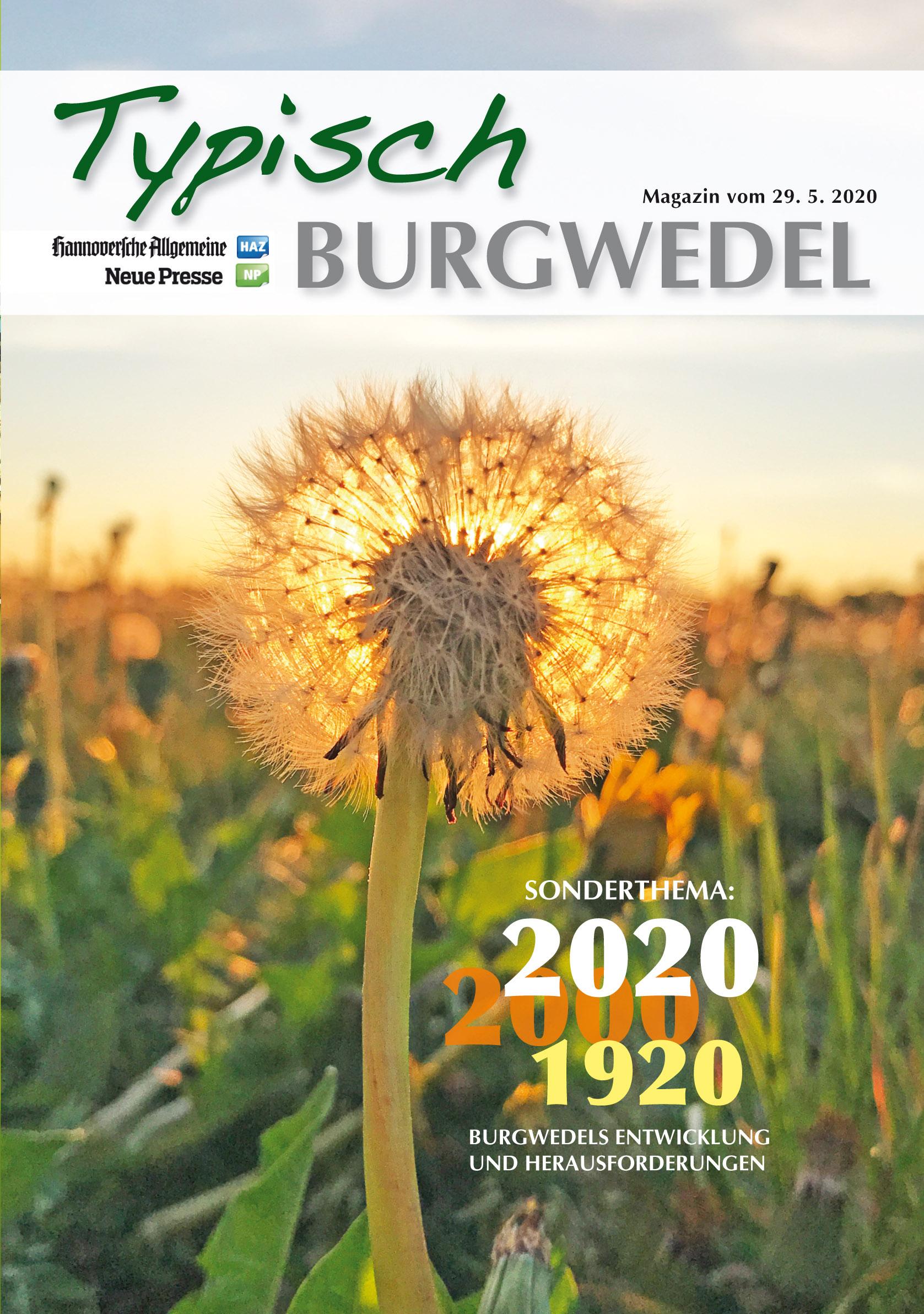 burgwedel vom 29.05.2020